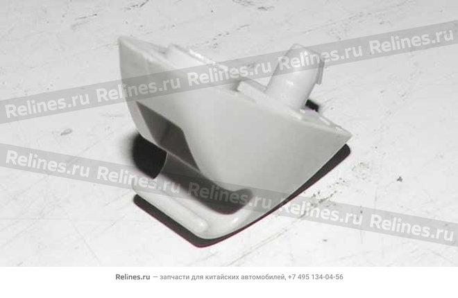 Фиксатор козырька солнцезащитного - A11-8204017BA