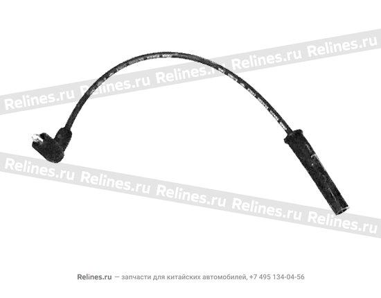 Провод зажигания высоковольтный (3 цил) - A11-3707150DA