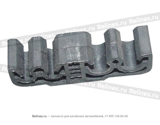 Four recessed fastening clip - A11-1100041