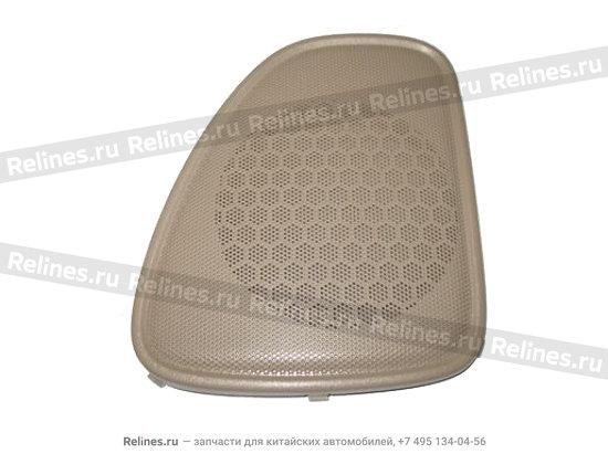 Cover r speaker-door-frt.