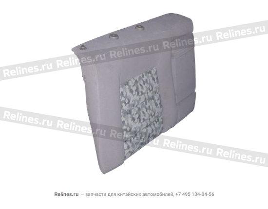 Спинка сидения заднего правая часть - A15-7005020BA