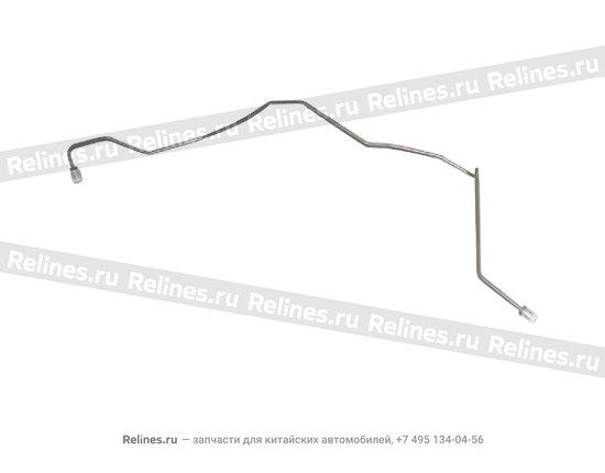 Brake pipe - FR master cylinder