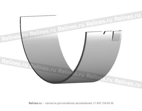 Вкладыш коренной нижний - 5 шт. (0.25) - 480-BJ1005014
