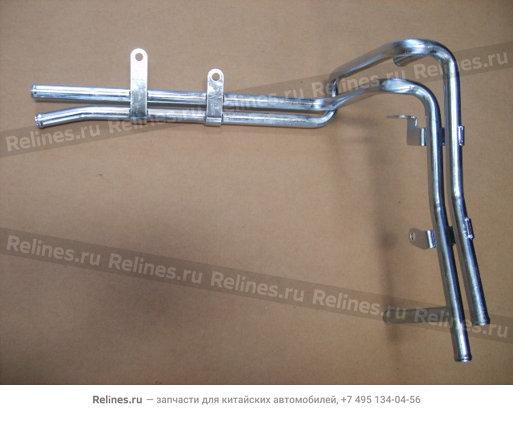 """Изображение продукта """"Cooling water pipe weldment(intake super"""""""