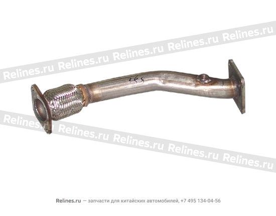 Глушитель труба приемная - A11-1203110FA