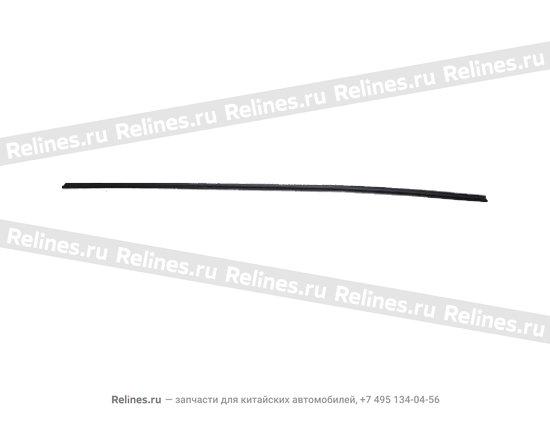 Уплотнитель лобового стекла верхний - A11-5206053