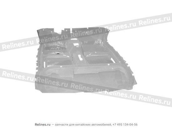 Напольное покрытие переднее - A11-8210010AL