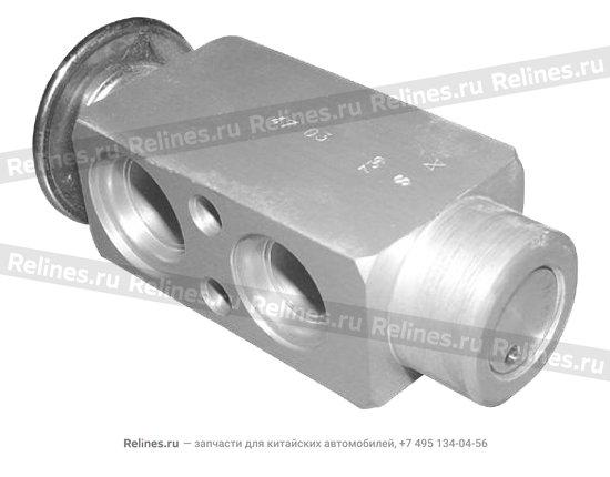 Расширительный клапан - A15-8106010