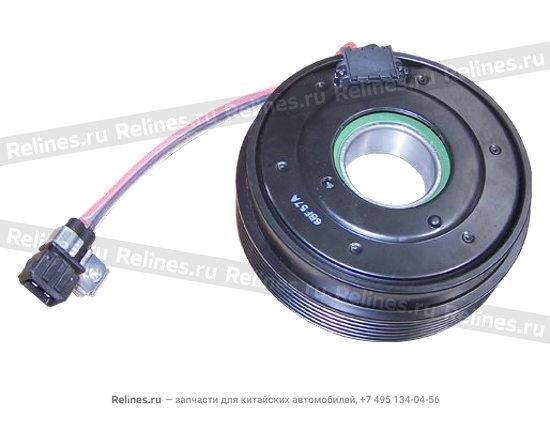 Муфта компрессора кондиционера - A11-8104013BB