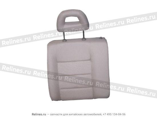 Back L r.seat - A15-7005010BS