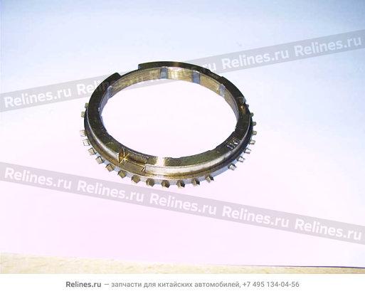 Кольцо синхронизатора 5 передачи - 3170107601