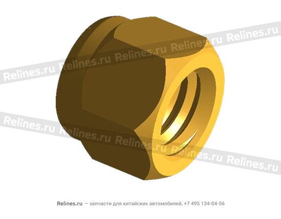 Болт 6мм - A11-3717059