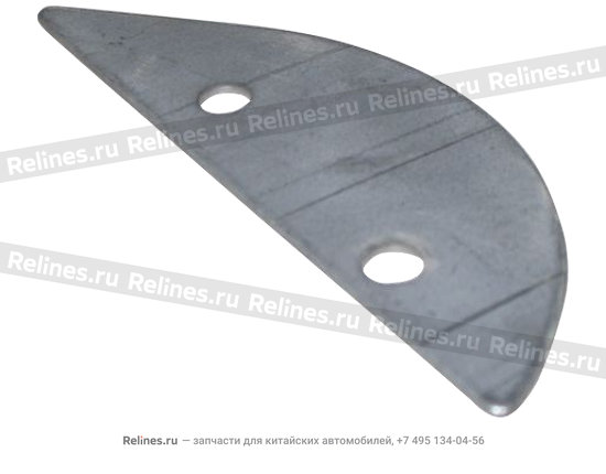 Cover-transmission housing - 04668514aa