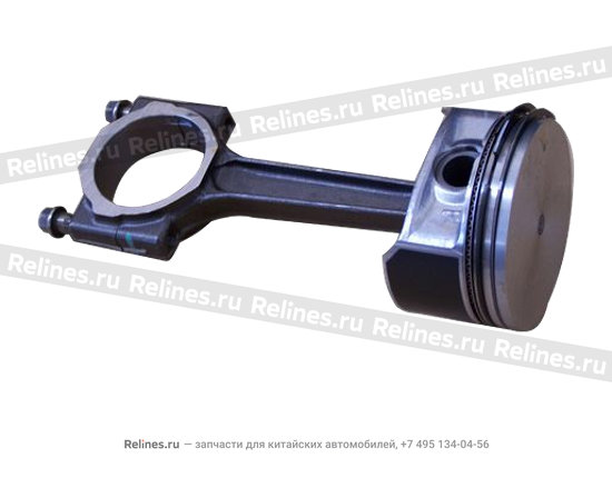 Piston and contecting rod assy - 04777711ac