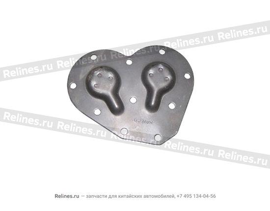 Cover assy - rear - QR520-1701110