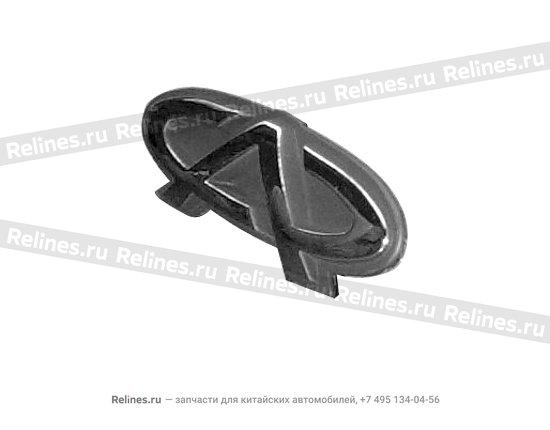 Эмблема передняя - A11-3921501