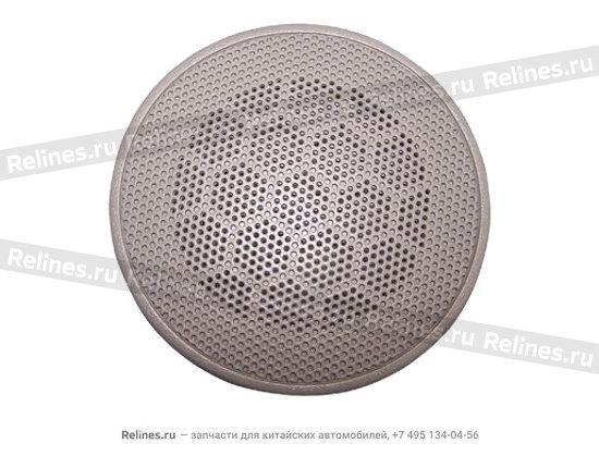 Cover L speaker-dash