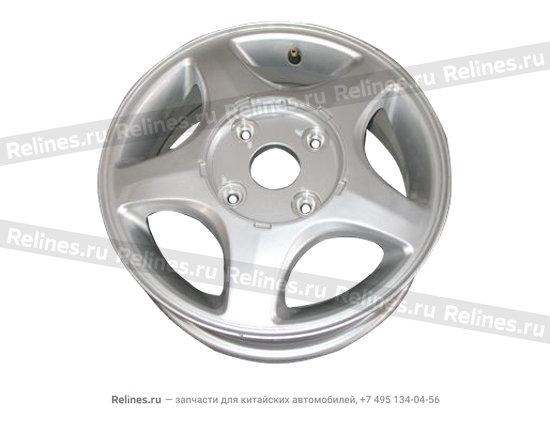 """Изображение продукта """"Aluminium wheel assy"""""""