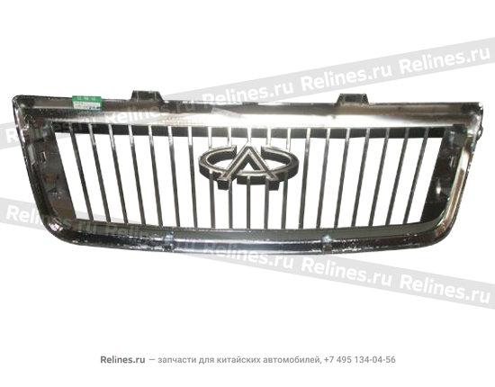 Grilla-radiator grilla assy - A15-8401505BB