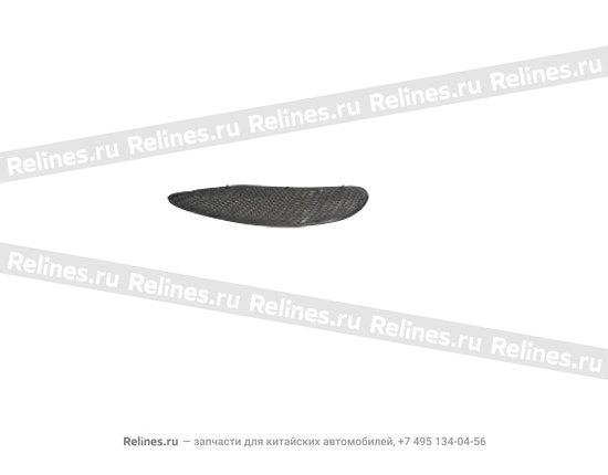 """Изображение продукта """"Air intake grille lh-fr bumper"""""""