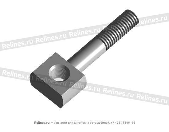 Кронштейн гидроусилителя руля (ГУРа) - A11-3412013