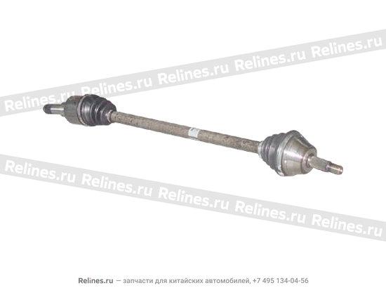 Привод колеса правый - A11-2203020BM