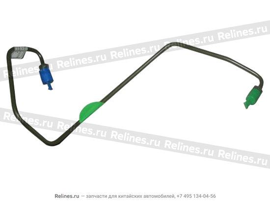 Brake pipe - RR master cylinder