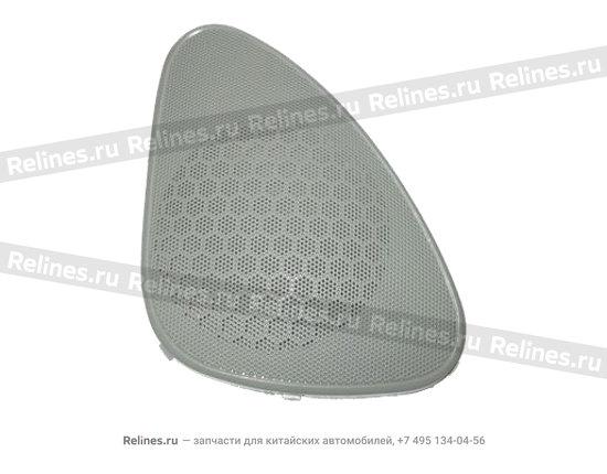 Cover L speaker-door-frt.