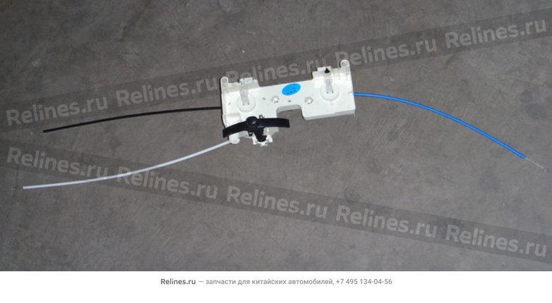 Блок управления отопителем - 1018002628
