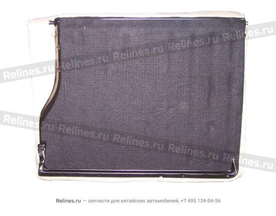 Backrest cushion assy - RR row RH - A15-7005020BQ