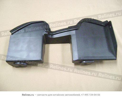 Панель диффузора рамки радиатора левая - 5514011-M00