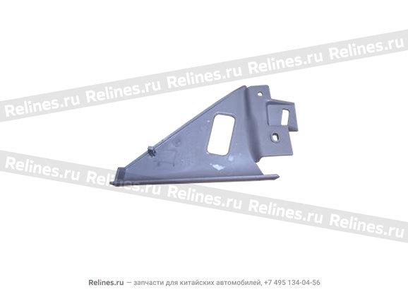 Triangle block - FR door RH