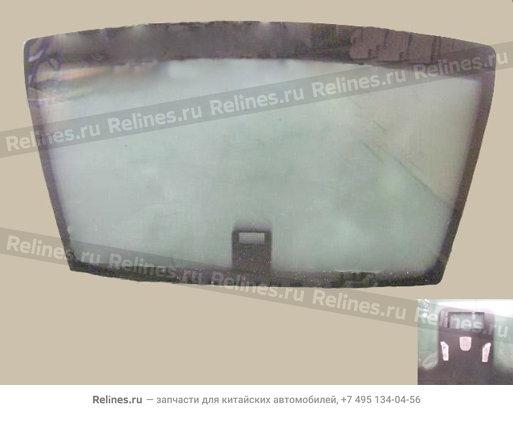 Стекло лобовое (датчик дождя) - 5206100-K00-C2