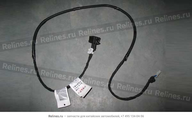 Cable assy - anti theft door INR