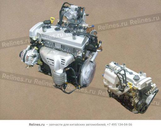 Двигатель в сборе - 1000100-E10