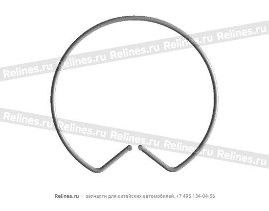 Кольцо фиксатор сепаратора сцепления - A11-1601119AC
