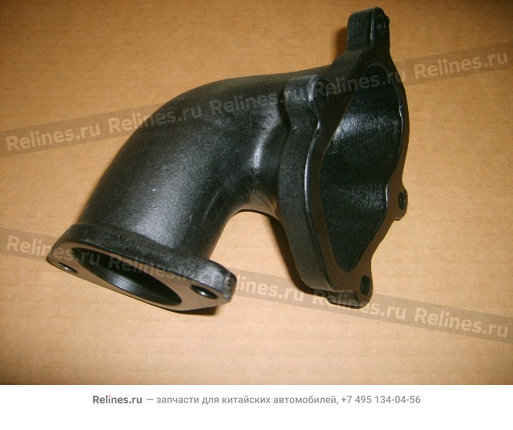 "Изображение продукта ""Conn pipe-exhaust pipe(intake supercharg"""
