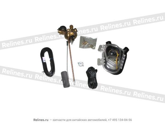 Electromagnetic core - combination valve - A15-1153510