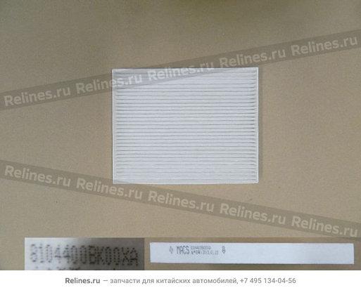 Фильтр салона - 8104400BK00XA