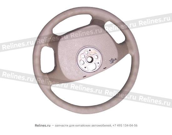 Steering wheel body assy