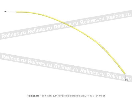 Трос управления заслонкой кондиционера - A11-8112019