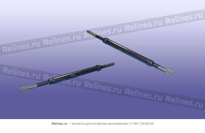 Вал привода переднего правого - A11-2203114BA