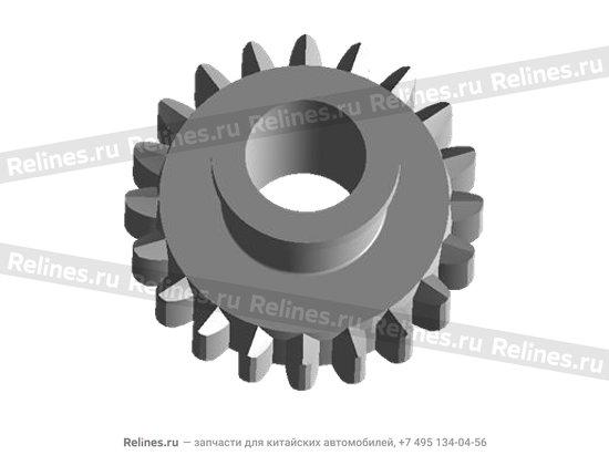 Gear - reverse idle - 015311501aa