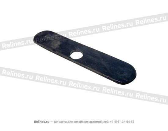 Gasket - rubber