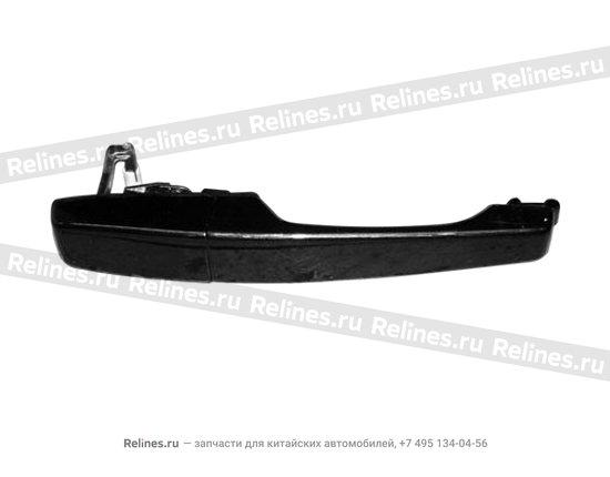 Handle - RR door otr RH - A11-6205310BA