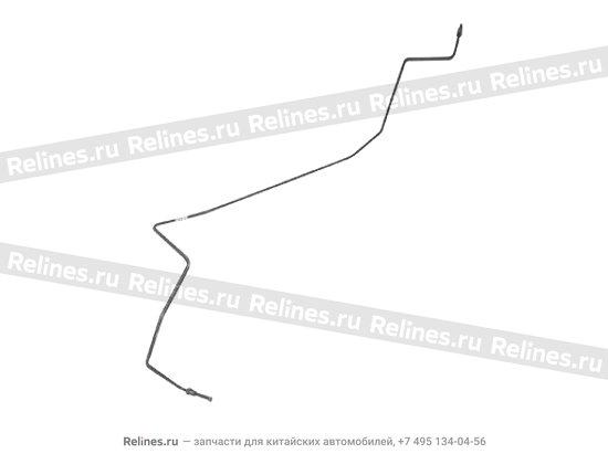 """Изображение продукта """"Brake hose I RR LH"""""""