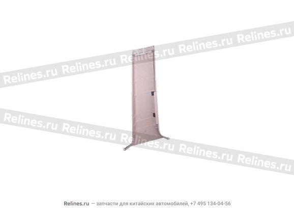 Trim board - b pillar LH LWR - A15-5402050BD