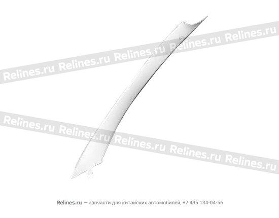 Накладка стойки передней правая (пл) - A11-5402020