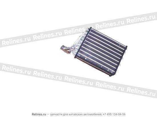 Радиатор испарителя