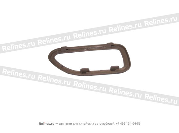 Рамка ручки - внутренняя левая - A15-6105147BE